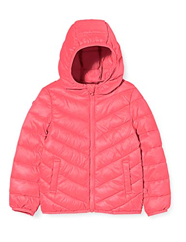 United Colors of Benetton 2RQ453HQ0 Giacca Sportiva, Rosa (Pink Peacock 2l3), 82 Bimba