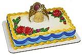 Decopac Princess Belle Beautiful as a Rose Cake Decorating Set