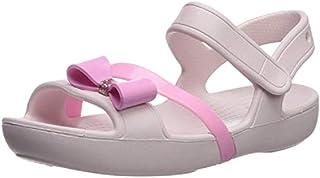 Crocs Girl's Lina Charm Sandal