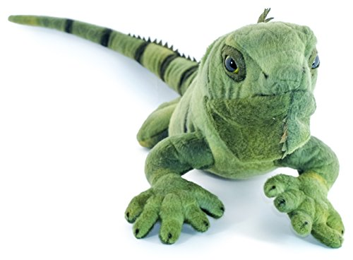 Igor The Iguana - 26 Inch Long Stuffed Animal Plush Lizard - by Tiger Tale Toys