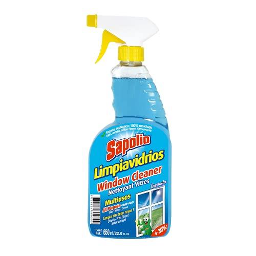 productos de limpieza windex fabricante SAPOLIO