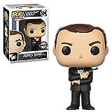 Funko- Pop Vinile James Bond Sean Connery, Multicolore, Standard, 24704