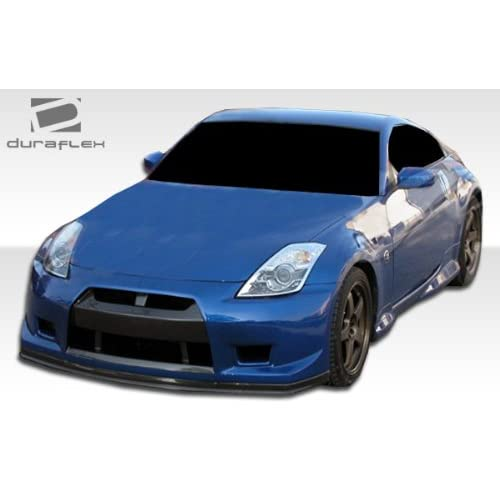 Duraflex Replacement for 2003-2008 Nissan 350Z Z33 GT-R Body Kit - 4