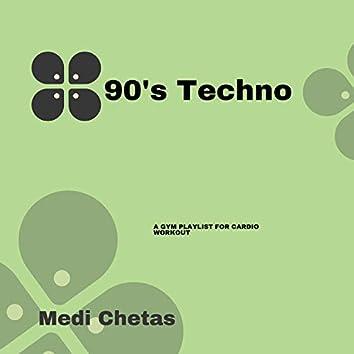 90's Techno - A Gym Playlist For Cardio Workout