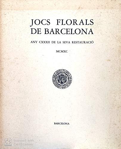 Jocs florals de Barcelona 1990
