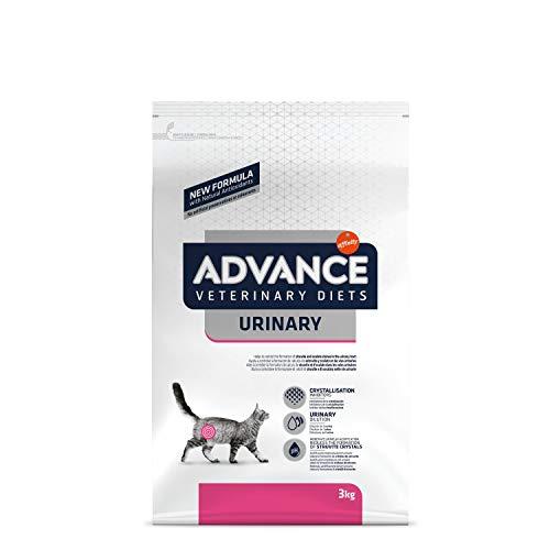 ADVANCE Veterinary Diets Urinary - Croquettes pour Chat avec Problèmes Urinaires - 3kg