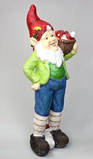 Garden Gnome Basket