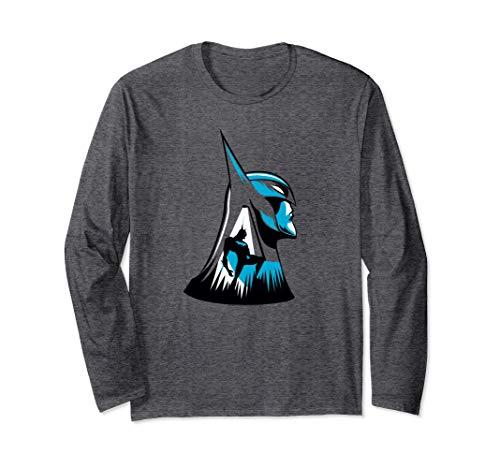 Beware the Batman Head Longsleeve T Shirt