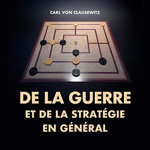De la stratégie en général cover art