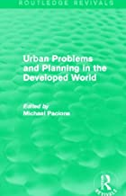 Urban Problems and Planning in the Developed World
