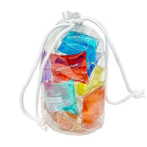 inSPAration Spa and Bath Aromatherapy Sample Gift Bag