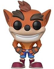 Funko Pop! Games: Crash Bandicoot Figure, Action Figure - 25653