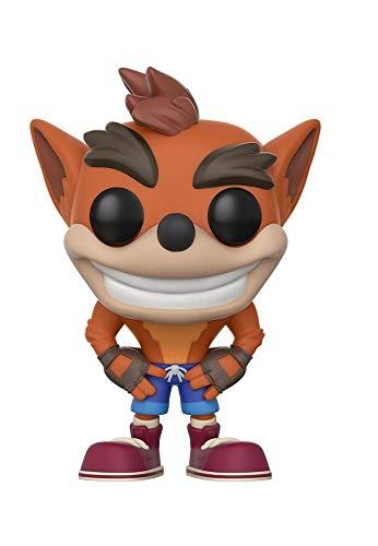 Funko, Figura de vinilo-Crash Bandicoot, Modelos Surtidos