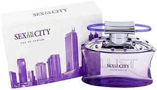 Sex In The City Lust for Women, Eau De Parfum Spray 3.3 Ounces