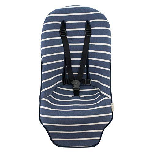 JANABEBE Colchoneta para Bugaboo (Sailor Stripes, Bugaboo Cameleon 3)