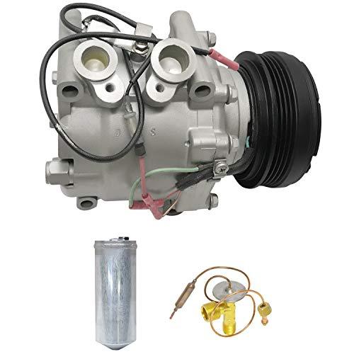 RYC Remanufactured AC Compressor Kit KT D099