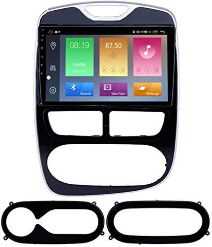 Android 9.1 GPS Radio di navigazione Renault Clio 9 pollici touch screen digitale/analogico 2012-2016 vettore WiFi FM RDS AM/DSP MP5 / volante,4 core,WiFi, 1 + 16 Vai