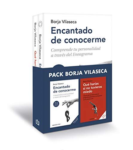 Pack Borja Vilaseca (contiene: Encantado de conocerme | Qué harías si no tuvieras miedo): 26200 (Best Seller)