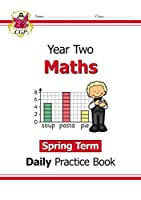 New KS1 Maths Daily Practice Book: Year 2 - Spring Term