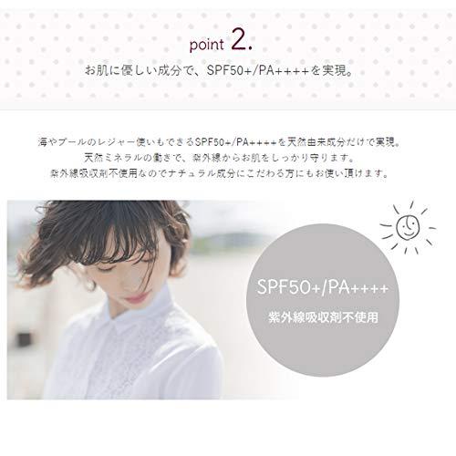 24hcosme24ミネラルクリームファンデ02ライトSPF50+/PA++++