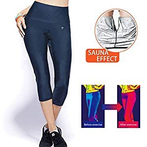 NHEIMA Pantalones Deportivos Mujer, Pantalón de Sudoración ...