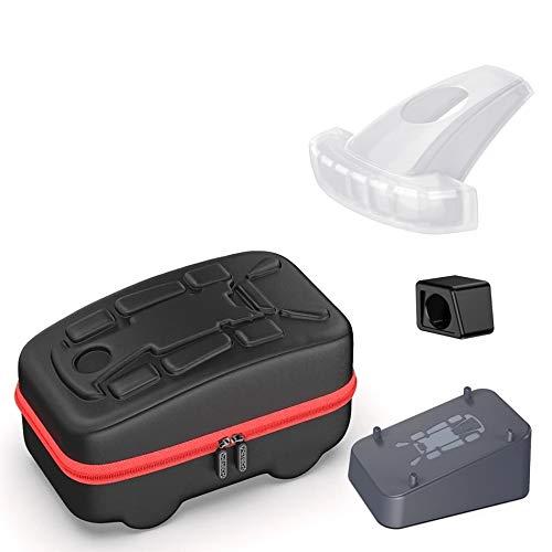 Riiai Caja de almacenamiento portátil compatible para Nintendo Switch Mario Kart Live Car, funda protectora rígida para accesorios de juego