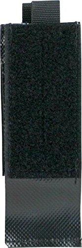 Zentauron - Pochette Velcro MP - Schwarz, einfach