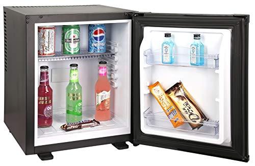 Mini Frigo per Hotel 30 Litri Vama Minibar Top A+ Nero
