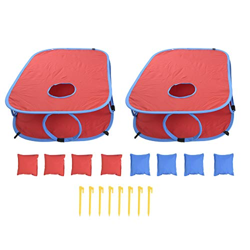 Bean Bag Toss Games for Kids, Cornhole Bean Bag Boards Park Toy Kids Children Sports Toy Throwing Game