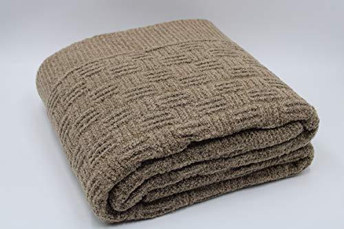 BARROW PLAIDS Manta Sofa Hilo Bucle 130x170 Diseño