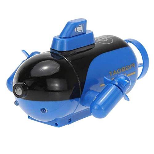 Mini RC U Boot, Fernbedienung Badewanne / RC U-Boot Spielzeug Unterwasser U-Boot Badespielzeug Fernbedienung Boot In Badewanne, Pools