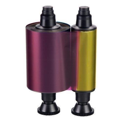 R3011 Evolis YMCKO Color Printer Ribbon - 200 prints