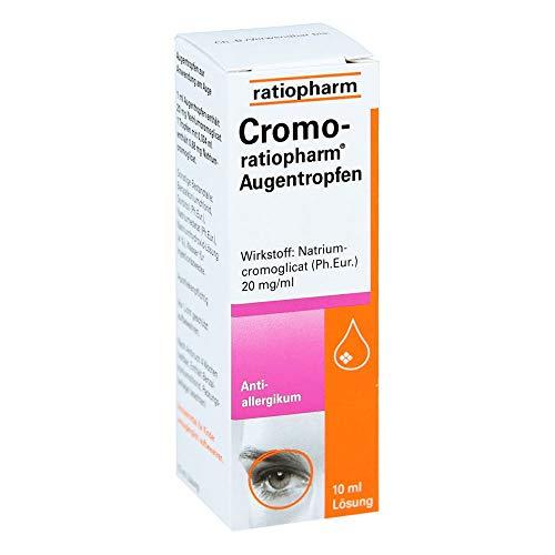 Cromo-ratiopharm Augentropfen Einzeldosis, 20X0.5 ml