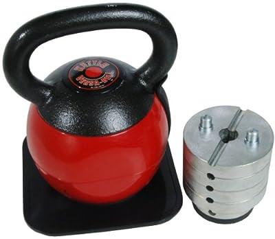 Stamina 36-Pound Adjustable Kettle Versa-Bell from Stamina | X