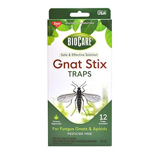 Springstar, S5333 BioCare Gnat Stix, Brown, (Pack...