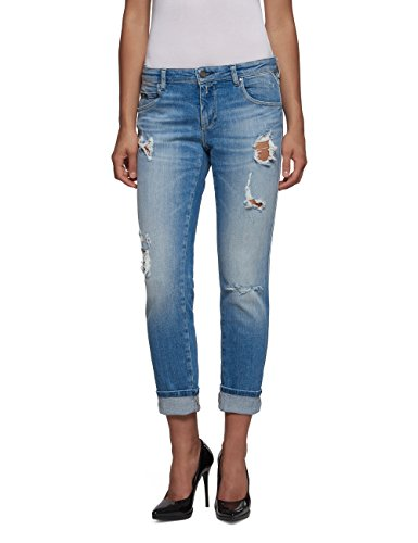 Replay Damen Jeanshose Wa635 .000.17b947d, Blau (Blue Denim 10), 27W / 30L