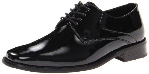 Giorgio Brutini Men's Fallon 17588 Tuxedo Oxford,Black,11 M US