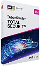Bitdefender Total Security 2019 5 Devices 1 Year [Key card]