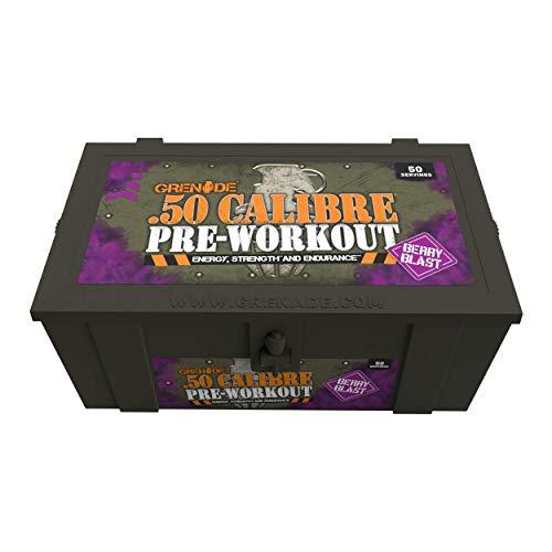 Grenade .50 Calibre Pre Workout Deals