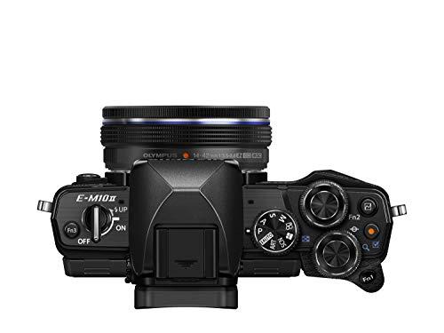 Olympus OM-D E-M10 Mark II Kit, Fotocamera di