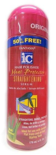 IC Fantasia Hair Polisher Heat Protector Sérum lissant 178 ml