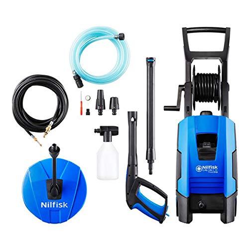 Hidrolimpiadora Nilfisk CPG 135 Bares Incluye Limpiador para Patios Limpiador para desagües y Manguera de aspiración