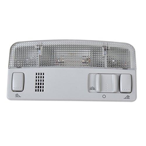 beler Dôme dôme intérieur Gris Lampe de Lecture pour VW Golf Jetta MK4 Bora Passat B5 ITD 947 105