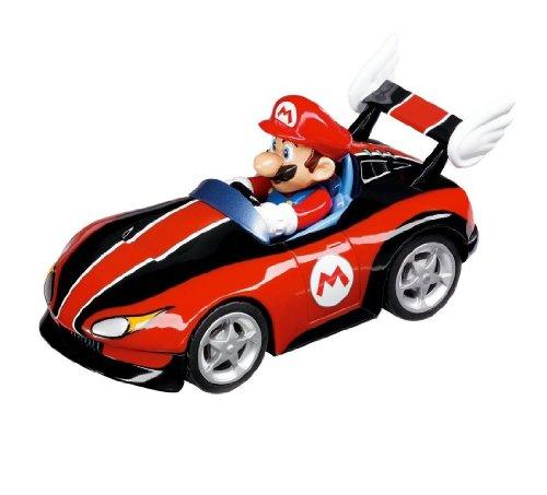 Carrera - Coche GO 143 Mario Kart Wii: Wild Wing y Mario, Escala 1:43 (20061259)