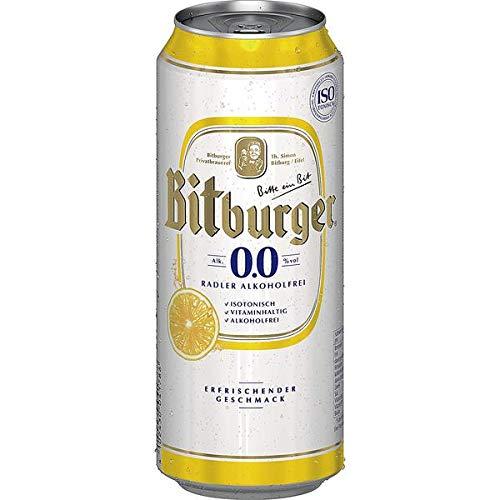 2 x Bitburger Radler 24 x 0,5L = 48...