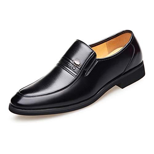XIGUAFR Chaussure en Cuir Habillé d'affaire Commercial...