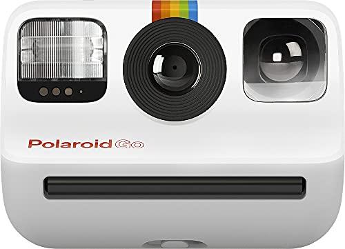 4. Polaroid Go - Cámara analógica instantánea