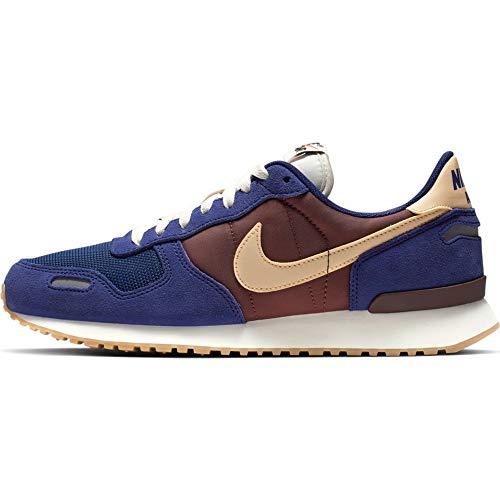 Nike Air Vrtx, Scarpe da Atletica Leggera Uomo, Multicolore (Deep Royal Blue/Pale Vanilla/El Dorado 406), 40 EU