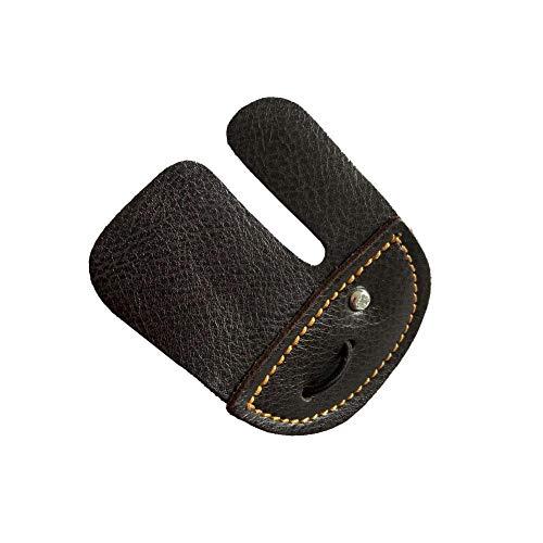 Auveach Archery Gloves Protection Finger Archery Finger Guard Leather...