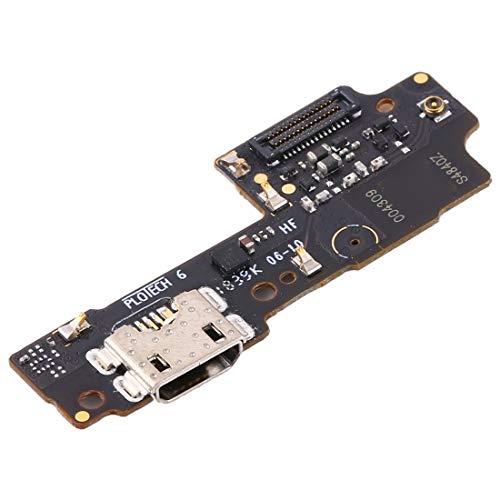 HZZSTD Ladeportplatte for Xiaomi Für Redmi 7a. Flex Kabel Reparatur Teil Austausch